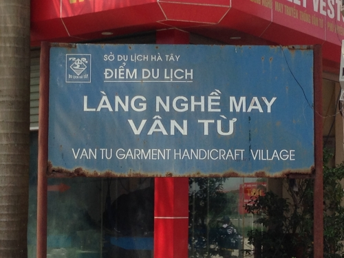 Lang nghe may comple - veston noi danh 100 nam nay o HN
